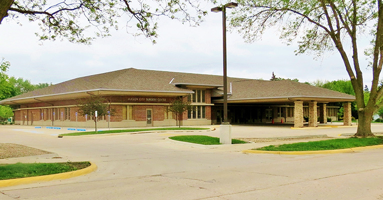 Mason City Surgery Center - Our Facility
